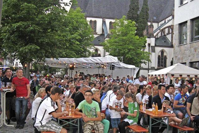 Musikalisches Wochenende in Schönau