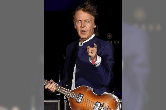 Paul McCartney: Der größte Nonkonformist des Pop