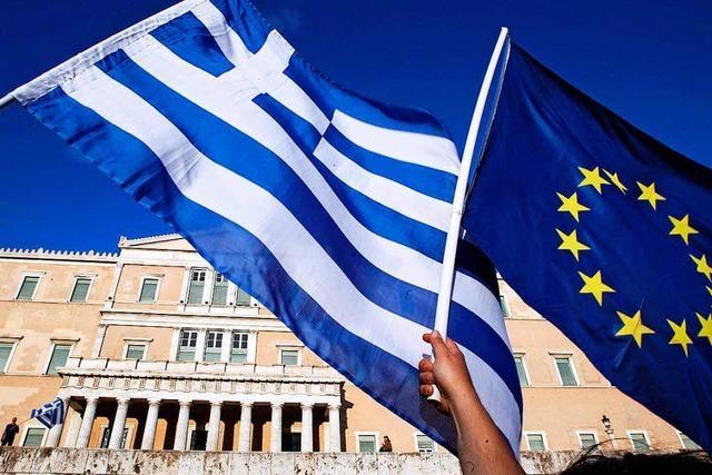 Weitere Gelder für Griechenland – Staatsbankrott abgewendet