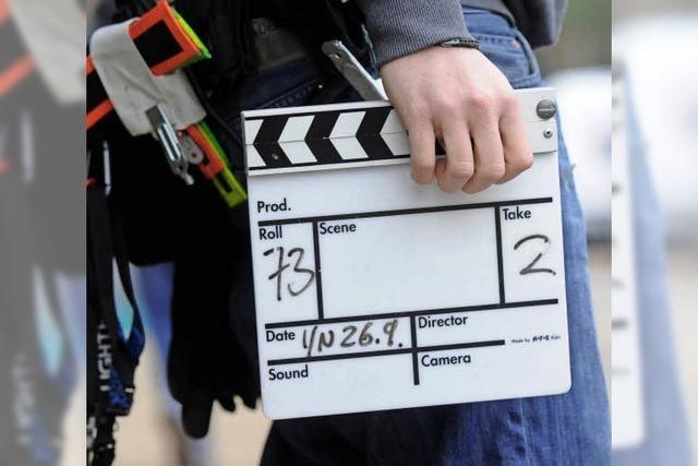 Zu Besuch am Set: Bei St. Peter wird für eine deutsch-italienische Koproduktion gedreht