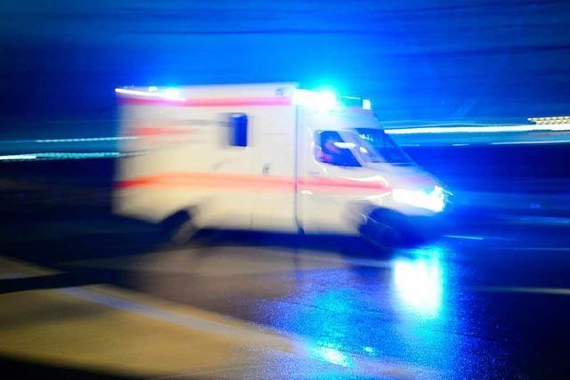 Streit eskaliert in Bad Säckingen: 46-Jähriger muss ins Krankenhaus