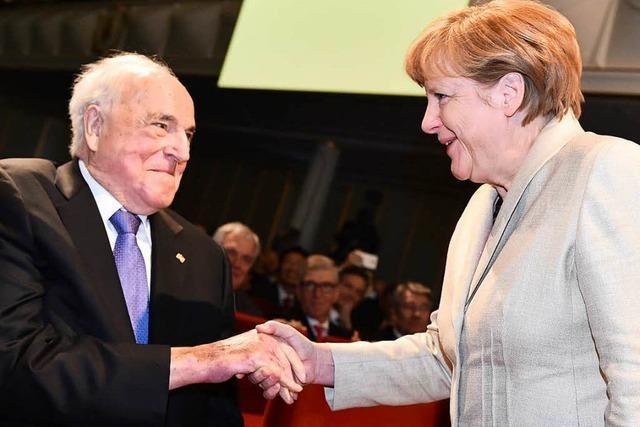 Reaktionen im In- und Ausland zum Tod von Helmut Kohl