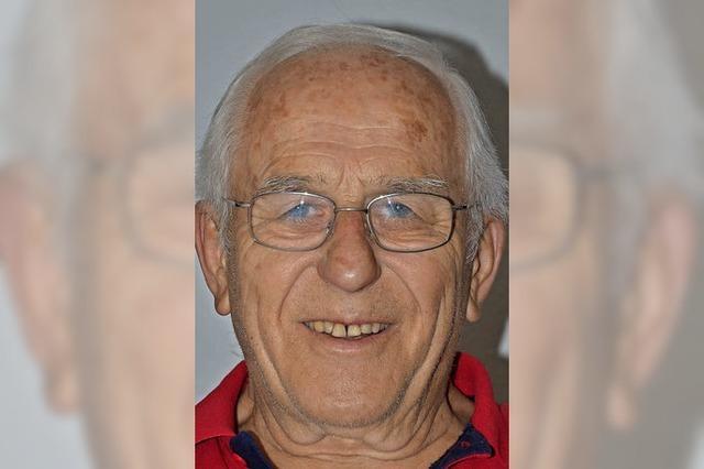 Peter Kulik 80 Jahre alt