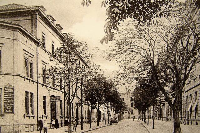 Das Freiburger Kolpinghaus wurde vor etwa 150 Jahren eingeweiht