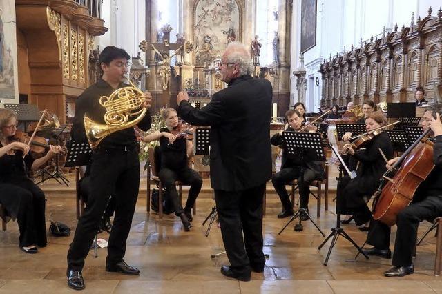Eine grandiose Leistung von Solisten, Orchester und Dirigent