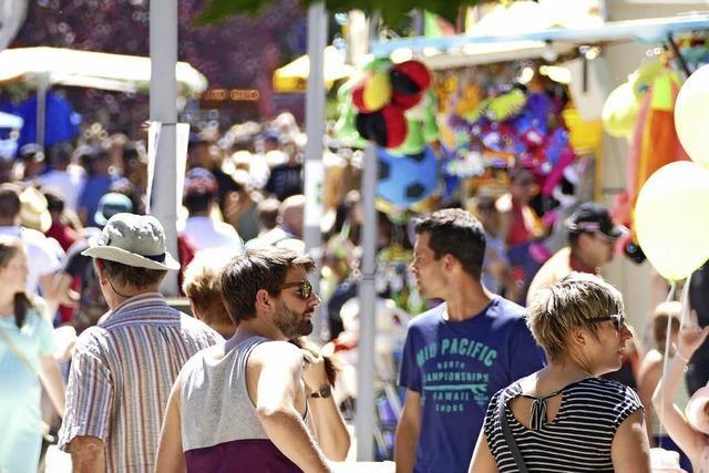 Cityfest – von der Sonne verwöhnt