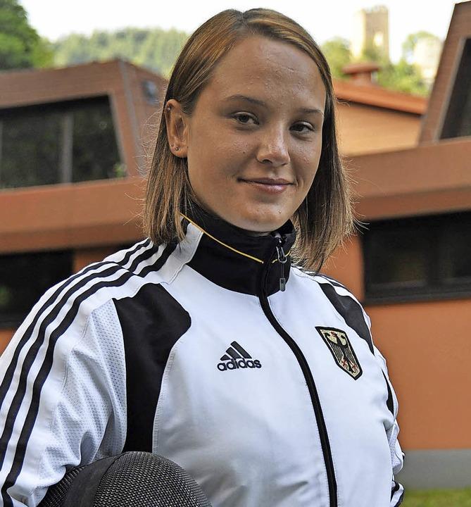 Alexandra Ehler, einst SV Waldkirch  | Foto: Bleyer