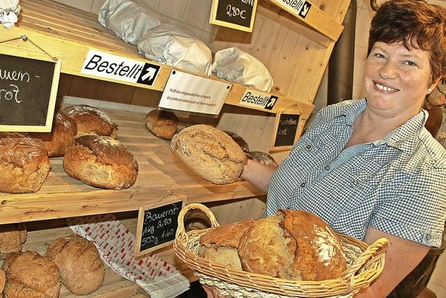 Frisches Brot: Adelhausenerin eröffnet eine neue Backstube