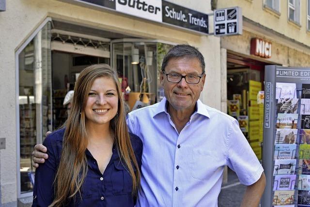 Nachfolge bei Papeterie Sutter gesichert - Tochter übernimmt