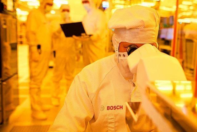 Dresden: Bosch investiert Milliarden in ein neues Werk