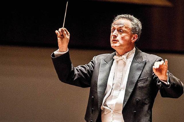 Programm des Philharmonischen Orchesters Freiburg