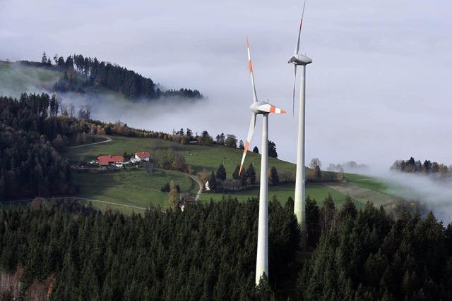 Wo dürfen am Schauinsland Windräder stehen?