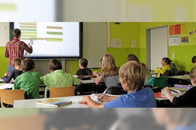 Whiteboard statt Tafel: Wie digitaler Schulunterricht abläuft