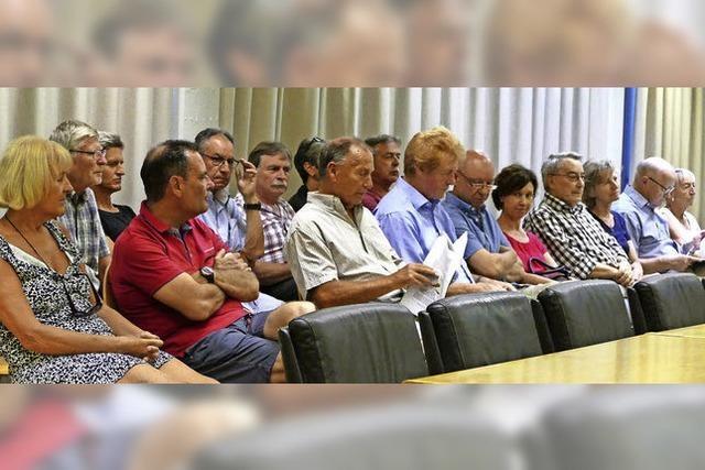 A 98: Die Generaldebatte folgt im Gemeinderat