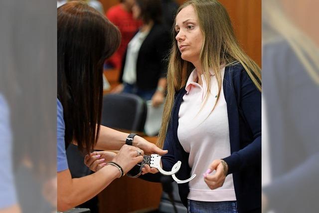 30 Monate Haft für Schwesta Ewa