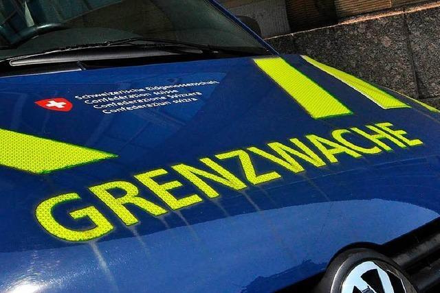 Grenzwache verhaftet 27-jährigen Briten in Basel