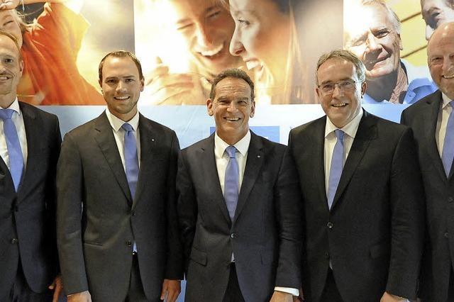 Volksbank: Die Dividende sinkt auf vier Prozent