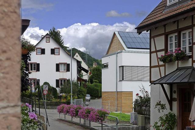 Rundfahrt der Architekten-Kammergruppe Lörrach zum Thema