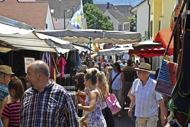 Johannimarkt-Jubiläum wird gespannt erwartet