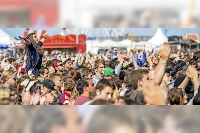 Festival-Grundwissen von A bis Z