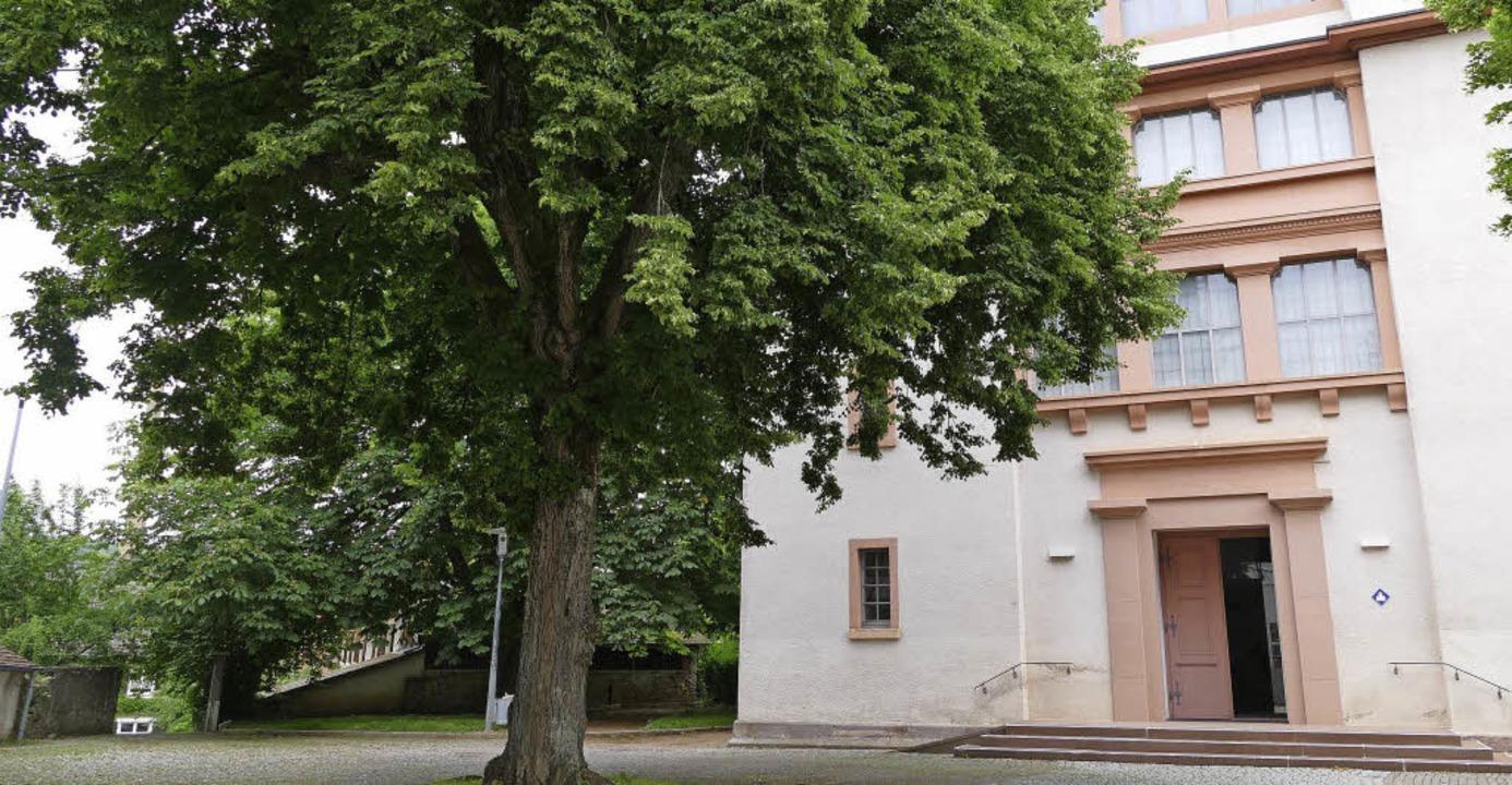Neue Pläne hat die evangelische Kirche...neben der Stadtkirche gebaut werden.      Foto: Markus Maier