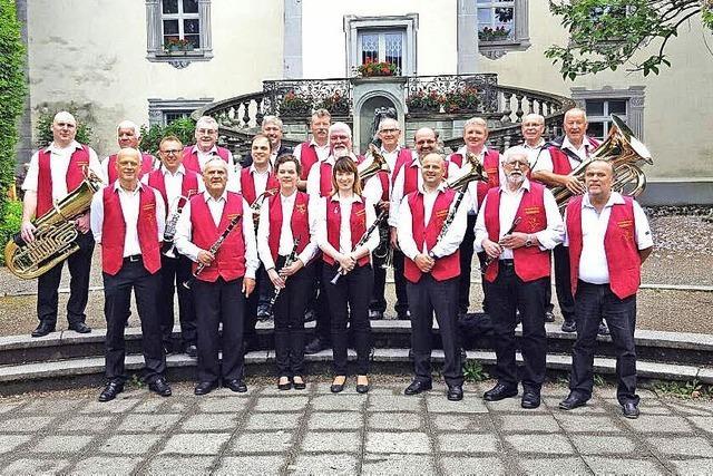 Dinkelberger Musikanten suchen Verstärkung