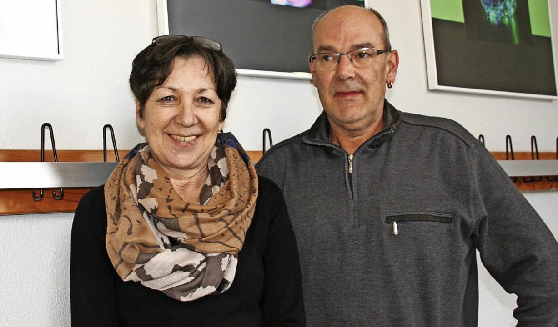 Schulleiterin Claudia Brenzinger und K...mit Schuljahresende in den Ruhestand.     Foto: Jung-Knoblich