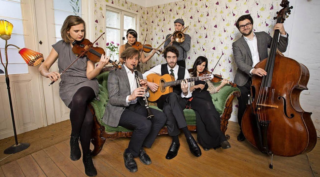 Das Kulturtage-Angebot   reicht von de...k der Gruppe  Yxalag bis zu...   | Foto: Frank jasper/Ingrid Arndt