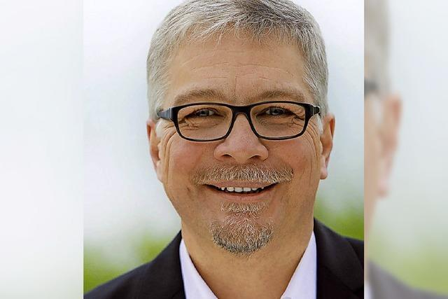 Nicolai Bischler möchte Bürgermeister in Steinach werden