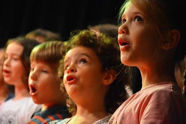 Fantasie ohne Grenzen beim Kindertheatertreffen Lörrach