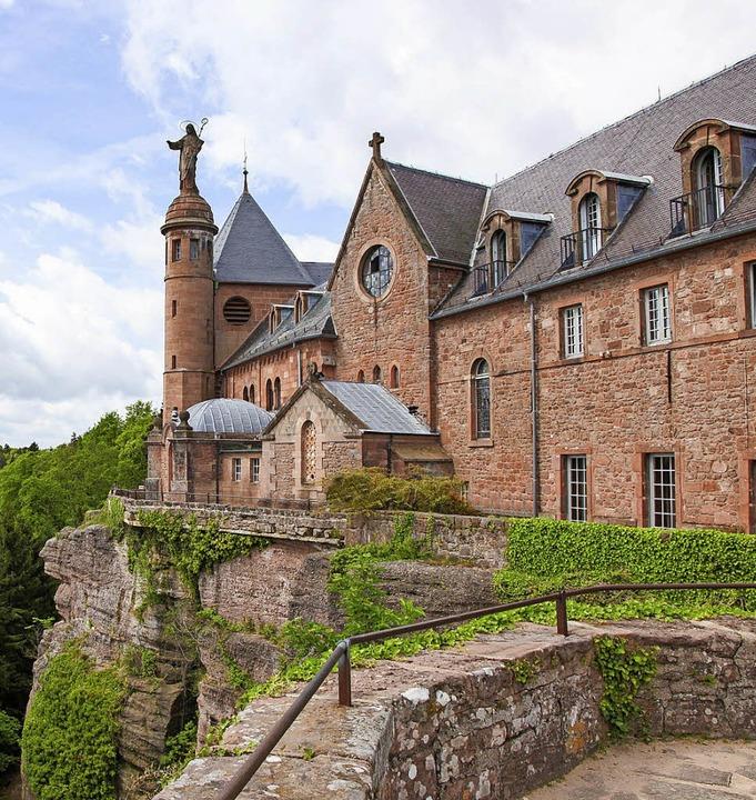 Das Kloster Odilienberg     Foto: ©jorisvo – Fotolia