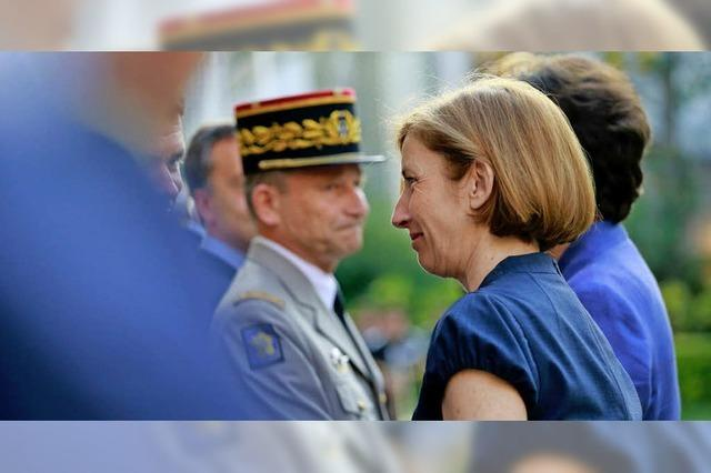Neue Minister in Paris