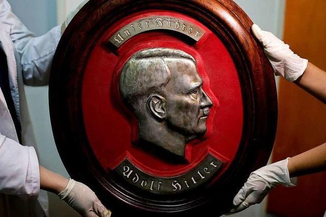 Woher stammen die Nazi-Relikte in Argentinien?