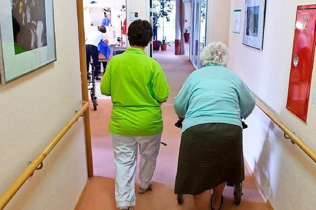 Die Ausbildung in der Pflege wird reformiert
