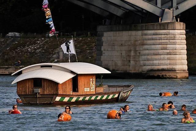 Was beim Rheinschwimmen in Basel zu beachten ist