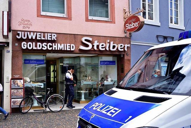 Polizei schnappt 29 Jahre alte mutmaßliche Juwelenräuberin