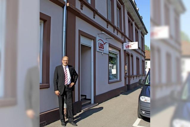 Neues Büro in der Wehrer Straße