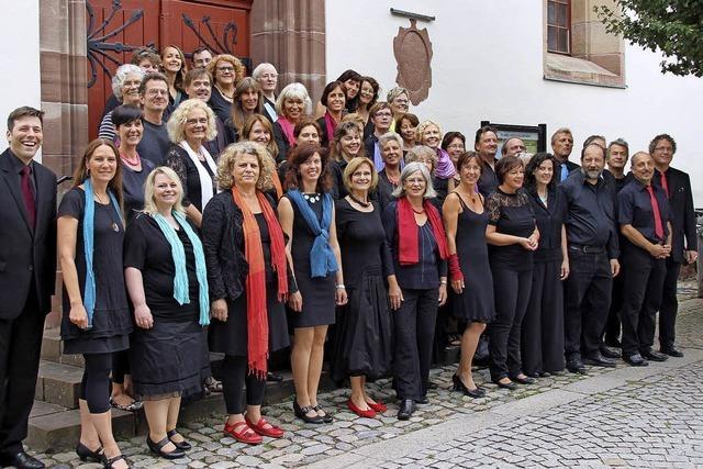 Konzert in er ev. Satdtkirche Schopfheim