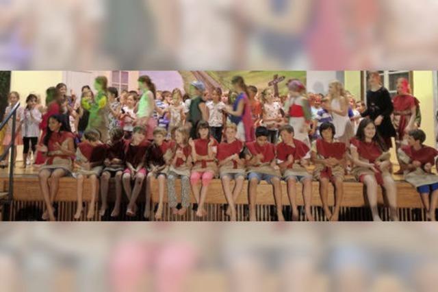 Schul-Musical