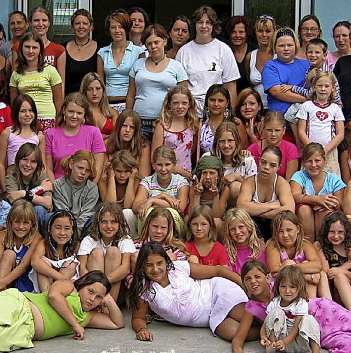 Bei der Mädchenfreizeit sind Mädchen unter sich.   | Foto: Archivfoto: Privat