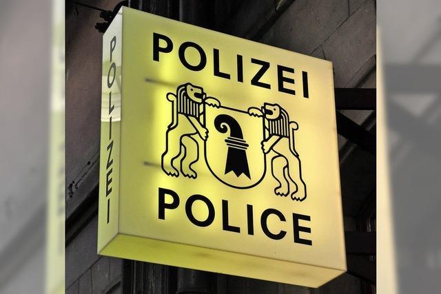 Basler Polizei hätte früher einschreiten sollen