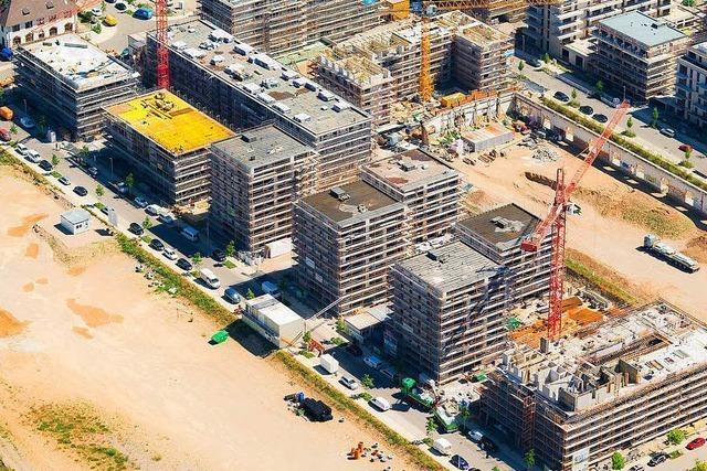 Freiburg will beim Wohnraum mit Umland kooperieren