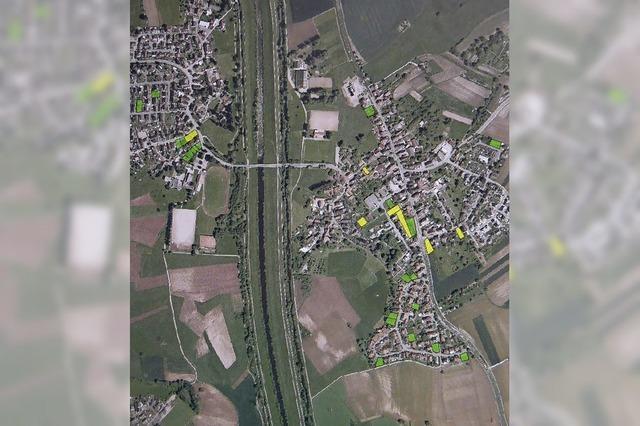 Noch reichlich Bauland in Offenburg vorhanden