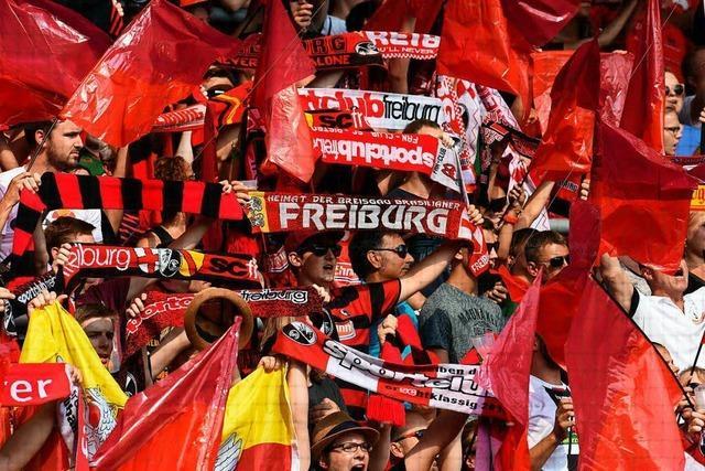 Dauerkarten des SC Freiburg sind weiterhin begehrt – trotz Preiserhöhung