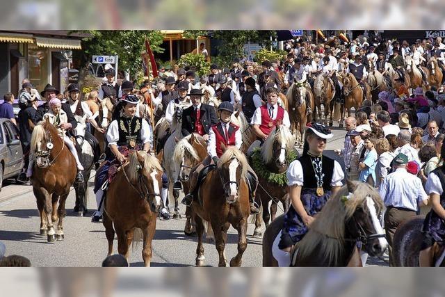 Hocks und Feste im Kreis Breisgau-Hochschwarzwald