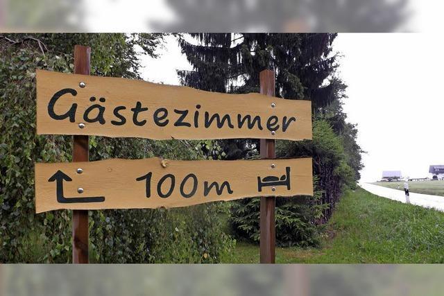 Rickenbach legt bei den Touristikzahlen ein wenig zu