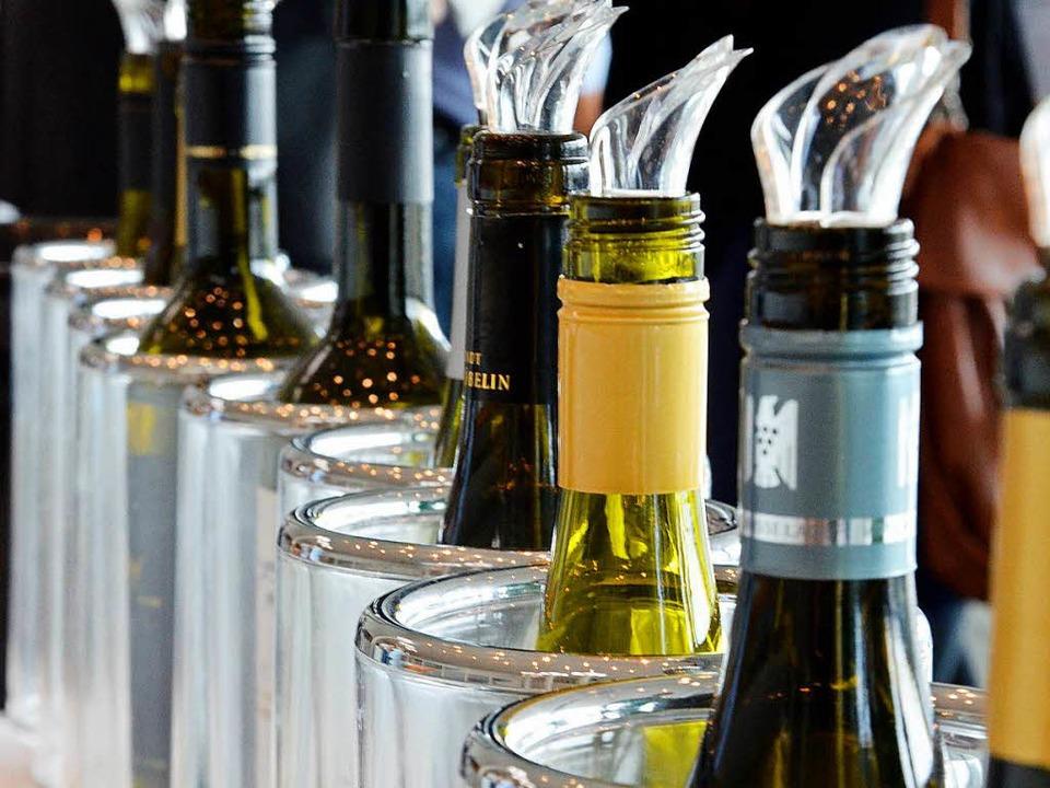 479 Weine wurden beim Grauburgunderpreis 2017 verkostet. (Archivbild)  | Foto: Veranstalter