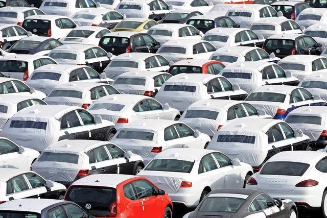 Autofirmen kommt Brexit teuer zu stehen