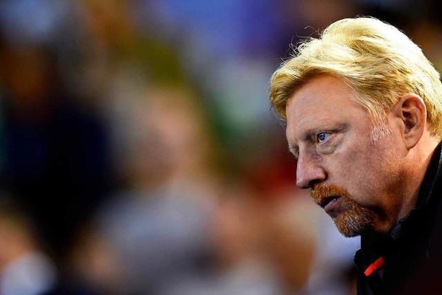 Droht Boris Becker die Pleite?