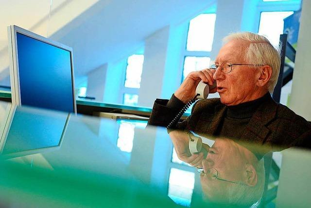 Mehr Jobs für ältere Menschen in Deutschland
